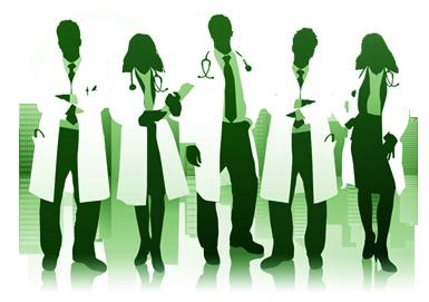 Team Doctors Graphic